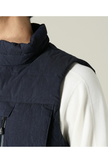 ���㡼�ʥ륹��������� ���塼�� Snow Peak / ���Ρ��ԡ���: Indigo C/N Down Vest / ������٥��� �ܺٲ���8