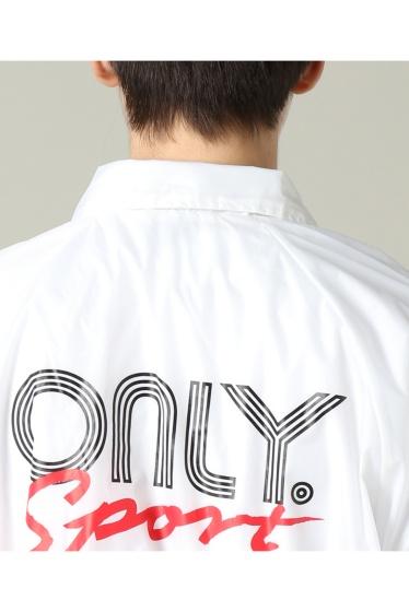 �������� OnlyNY RALLY COACH JACKET �ܺٲ���4