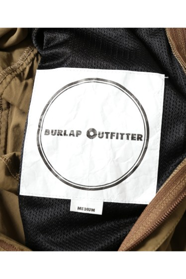 �������� BURLAP OUTFITTERS / �С���åץ����ȥե��å��� SUPPLEX WIND SHIRT �ܺٲ���11