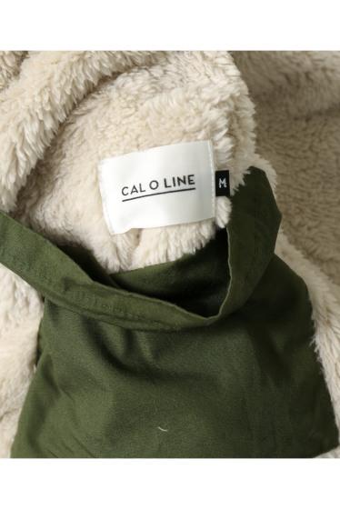 ���㡼�ʥ륹��������� CAL O LINE / ����륪���饤�� : BLACK HOLE PILE JACKET �ܺٲ���18