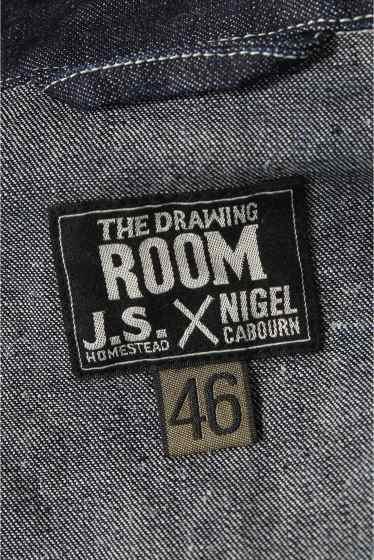 ���㡼�ʥ륹��������� THE DRAWING ROOM USN FOOD JKT �ܺٲ���20