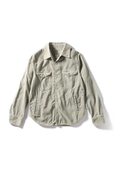 �����֥�������ʥ��ƥå� Pima Corduroy Multi-Pocket Jacket ���졼A