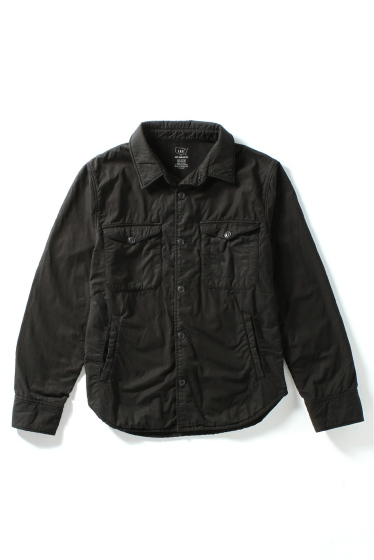 �����֥�������ʥ��ƥå� Fleece Lined Multi Pocket Jacket �֥�å�