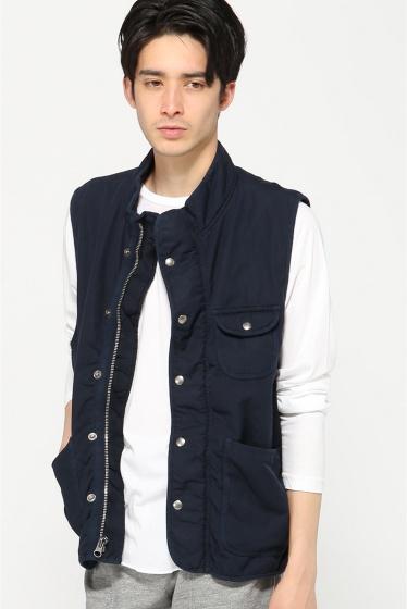 �����֥�������ʥ��ƥå� SKU Fleece Lined Vest �ܺٲ���17