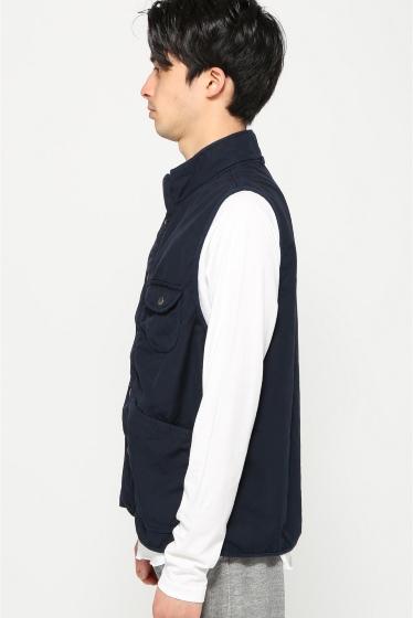 �����֥�������ʥ��ƥå� SKU Fleece Lined Vest �ܺٲ���4