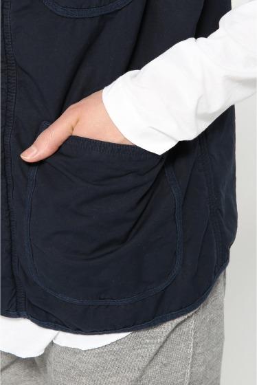 �����֥�������ʥ��ƥå� SKU Fleece Lined Vest �ܺٲ���8