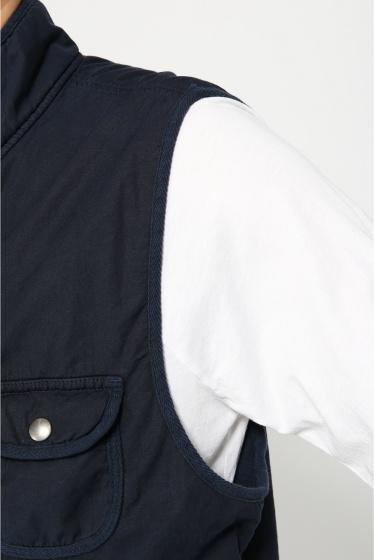 �����֥�������ʥ��ƥå� SKU Fleece Lined Vest �ܺٲ���9
