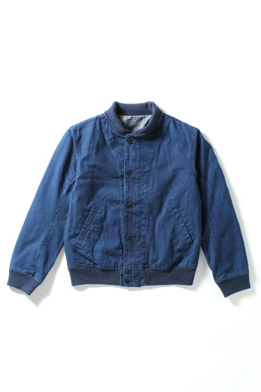 �����֥�������ʥ��ƥå� INDIGO Bomber Jacket �ͥ��ӡ�