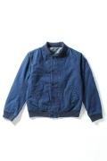�����֥�������ʥ��ƥå� INDIGO Bomber Jacket