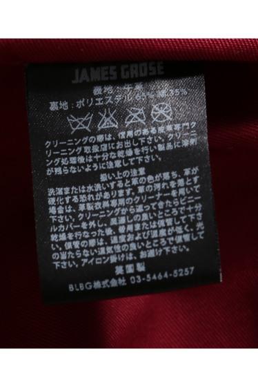 ���㡼�ʥ륹��������� JAMES GROSE / �������ॹ���?��:MANILA JACKET cow leather �ܺٲ���19