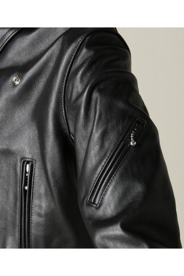 ���㡼�ʥ륹��������� JAMES GROSE / �������ॹ���?��:MANILA JACKET cow leather �ܺٲ���8