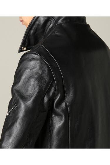 ���㡼�ʥ륹��������� JAMES GROSE / �������ॹ���?��:MANILA JACKET cow leather �ܺٲ���9