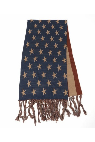 ���㡼�ʥ륹��������� �ե��˥��㡼 US FLAG WOOL BLANKET �ܺٲ���1