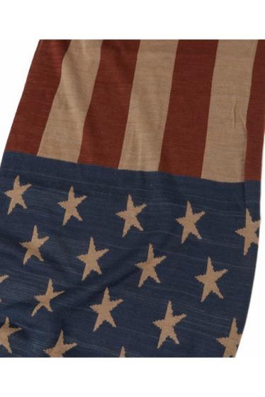 ���㡼�ʥ륹��������� �ե��˥��㡼 US FLAG WOOL BLANKET �ܺٲ���4