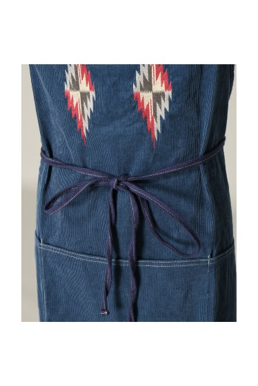 ���㡼�ʥ륹��������� �ե��˥��㡼 CORDUROY NATIVE APRON �ܺٲ���9