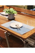���㡼�ʥ륹��������� �ե��˥��㡼 INDIGO PATCH PLACEMAT