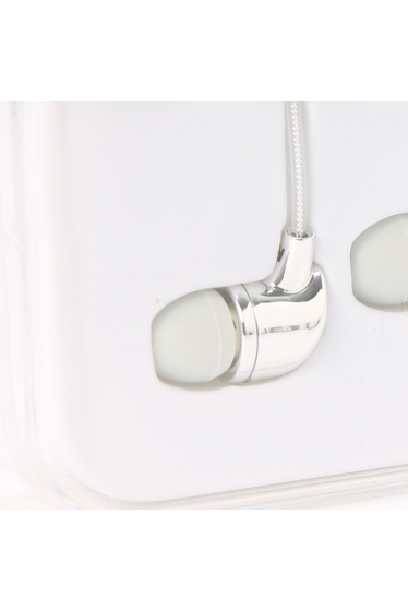 ������ In-Ear Silver �ܺٲ���3