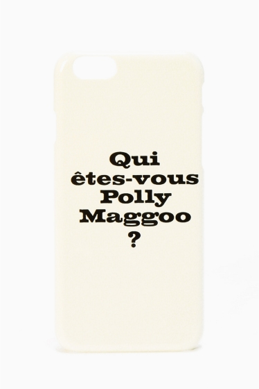 ������ Polly iPhonecase �ۥ磻��