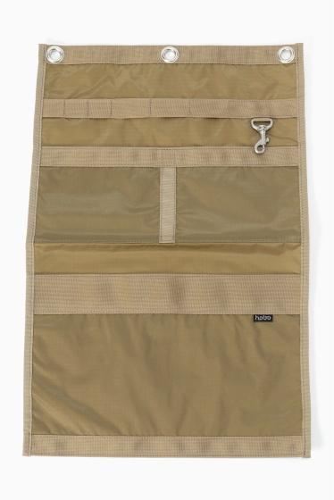 ���㡼�ʥ륹��������� �ե��˥��㡼 hobo Ripstop Nylon Wall Pocket forJSF �١�����