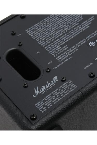 ���㡼�ʥ륹��������� �ե��˥��㡼 ��Marshall�� ACTON BLACK �ǥ����륢��� (�ޡ������ �����ȥ� �֥�å�) �ܺٲ���4