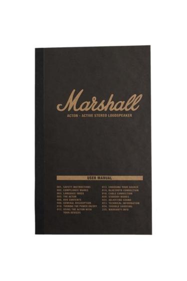 ���㡼�ʥ륹��������� �ե��˥��㡼 ��Marshall�� ACTON BLACK �ǥ����륢��� (�ޡ������ �����ȥ� �֥�å�) �ܺٲ���7