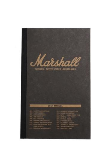 ���㡼�ʥ륹��������� �ե��˥��㡼 ��Marshall�� WOBURN BLACK �ǥ����륢��� (�ޡ������ �����С��� �֥�å�) �ܺٲ���5