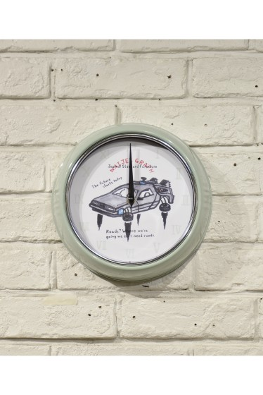���㡼�ʥ륹��������� �ե��˥��㡼 GENT WALL CLOCK Naijel Graph �������� K