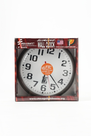 ������ �ե��˥��㡼 SKIL CRAFT CLOCK BROWN �������� K
