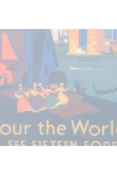 ������ �ե��˥��㡼 POSTER WORLDS FAIR CHICAGO 1934 17X22 �ܺٲ���4