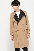 ���ƥ�����å� BED J.W.FORD Trenchcoat