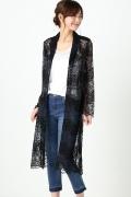���ԥå������ѥ� ��GANNI�� Lace Coat