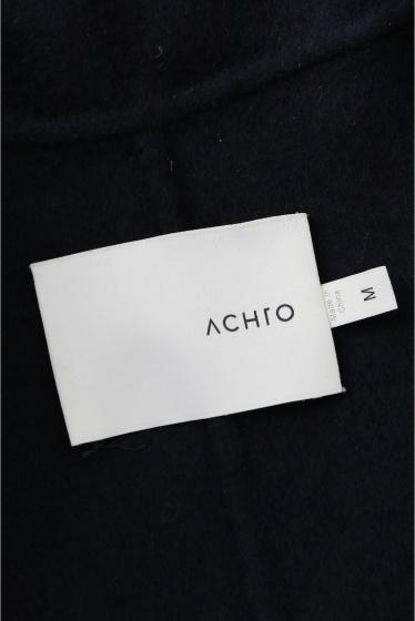 ���ԥå������ѥ� ��ACHRO�� WOOL coat �ܺٲ���13