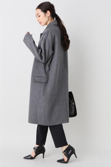 ���ԥå������ѥ� ��ACHRO�� WOOL coat �ܺٲ���2