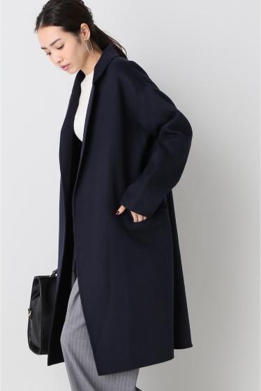 ���ԥå������ѥ� ��ACHRO�� WOOL coat �ͥ��ӡ�