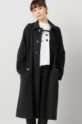 ���㡼�ʥ륹��������� ��HARROW TOWN STORES/�ϥ?�����󥹥ȥ������� WOOL BALMACAAN COAT