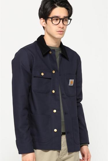 ���㡼�ʥ륹��������� ���塼�� Carhartt WIP: MICHIGAN CHORE Coat �ߥ�������祢������ �ͥ��ӡ�