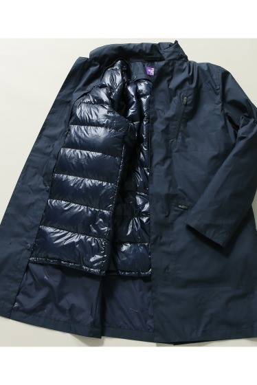 ���㡼�ʥ륹��������� ���塼�� THE NORTH FACE Purple Label: Down Lining Travel Coat / ������ �ܺٲ���14