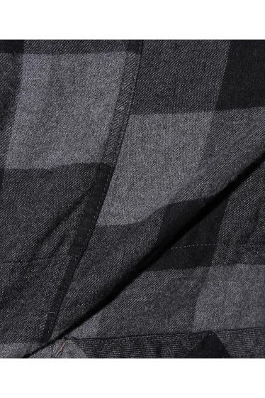 ���㡼�ʥ륹��������� BLACK CHECK KIMONO ROBE �ܺٲ���16