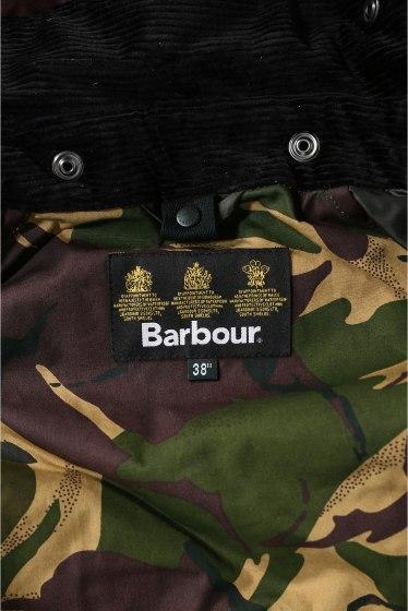 ���㡼�ʥ륹��������� BARBOUR / �Х֥���: OLD BEDALE with HOOD camo lining �ܺٲ���18