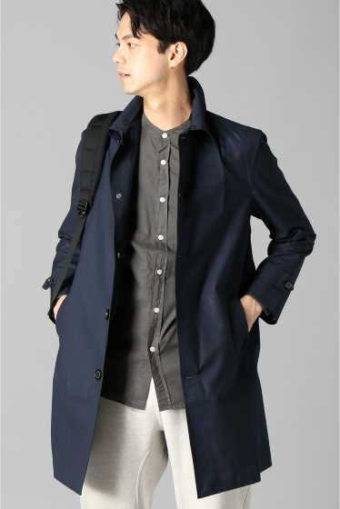 ���㡼�ʥ륹��������� FOX UMBRELLAS / �ե��å�������֥�饺:MENS COTTON MAC COAT �ͥ��ӡ�