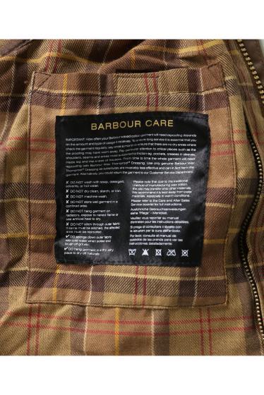 ���㡼�ʥ륹��������� BARBOUR / �Х֥��� :  SL BEDALE �ܺٲ���19