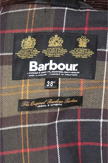 ���㡼�ʥ륹��������� BARBOUR SL HOODED OLD BEDALE��JS/���� �ӥǥ��� �ܺٲ���16