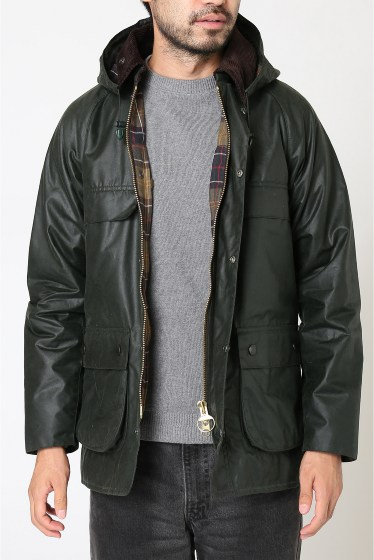 ���㡼�ʥ륹��������� BARBOUR SL HOODED OLD BEDALE��JS/���� �ӥǥ��� �ܺٲ���17