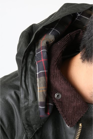 ���㡼�ʥ륹��������� BARBOUR SL HOODED OLD BEDALE��JS/���� �ӥǥ��� �ܺٲ���5