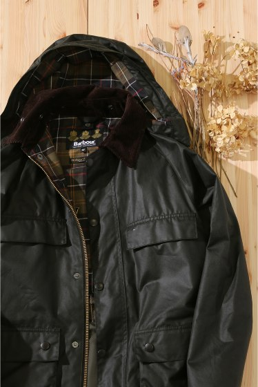 ���㡼�ʥ륹��������� BARBOUR SL HOODED OLD BEDALE��JS/���� �ӥǥ��� ������