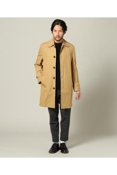 ���㡼�ʥ륹��������� fox umbrellas / �ե��å�������֥�饺:soutien collar coat w/line �ܺٲ���1