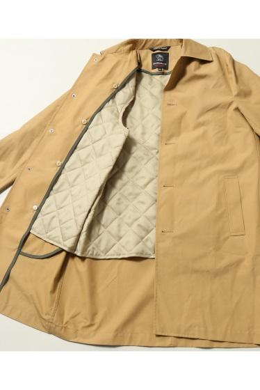 ���㡼�ʥ륹��������� fox umbrellas / �ե��å�������֥�饺:soutien collar coat w/line �ܺٲ���13