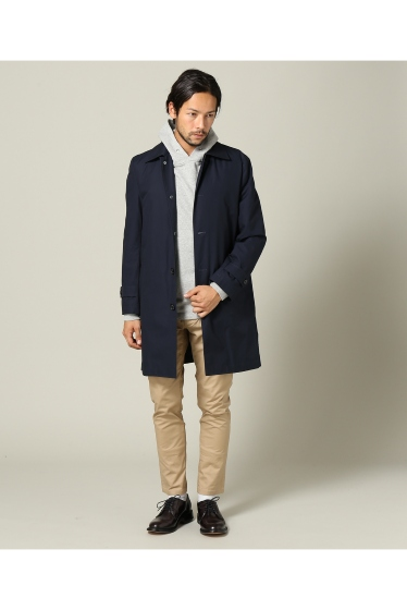 ���㡼�ʥ륹��������� fox umbrellas / �ե��å�������֥�饺:soutien collar coat w/line �ܺٲ���2