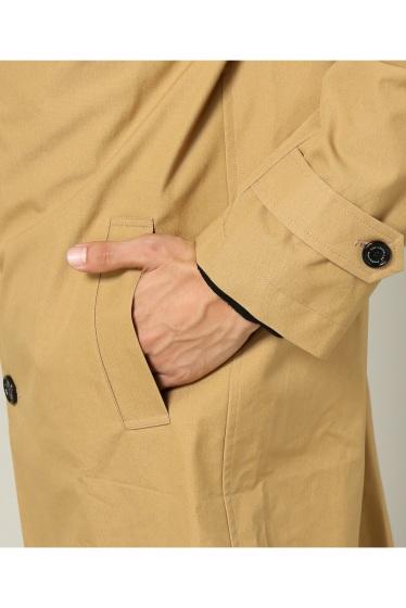 ���㡼�ʥ륹��������� fox umbrellas / �ե��å�������֥�饺:soutien collar coat w/line �ܺٲ���8