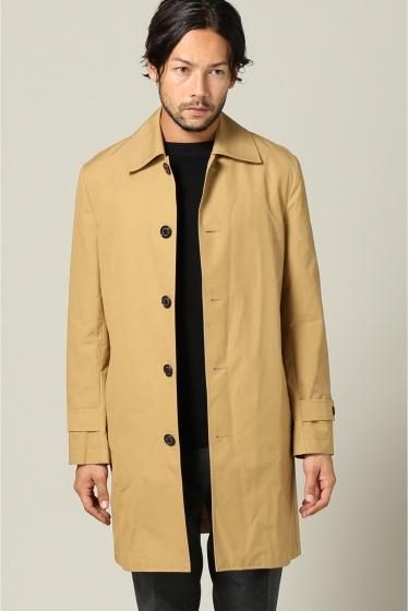 ���㡼�ʥ륹��������� fox umbrellas / �ե��å�������֥�饺:soutien collar coat w/line �١�����